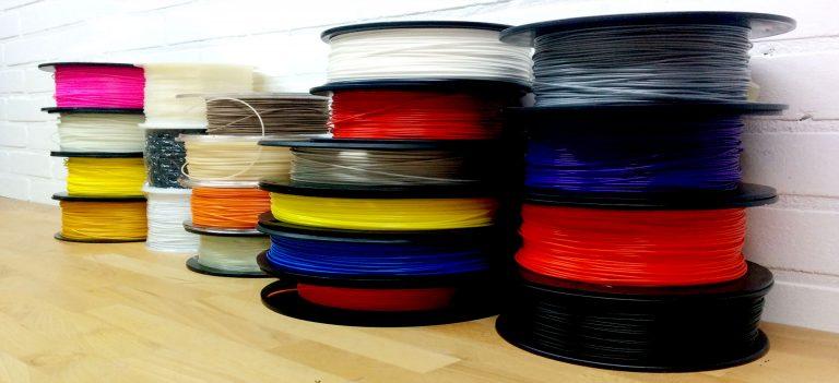 Filamente PLA pentru imprimanta 3D