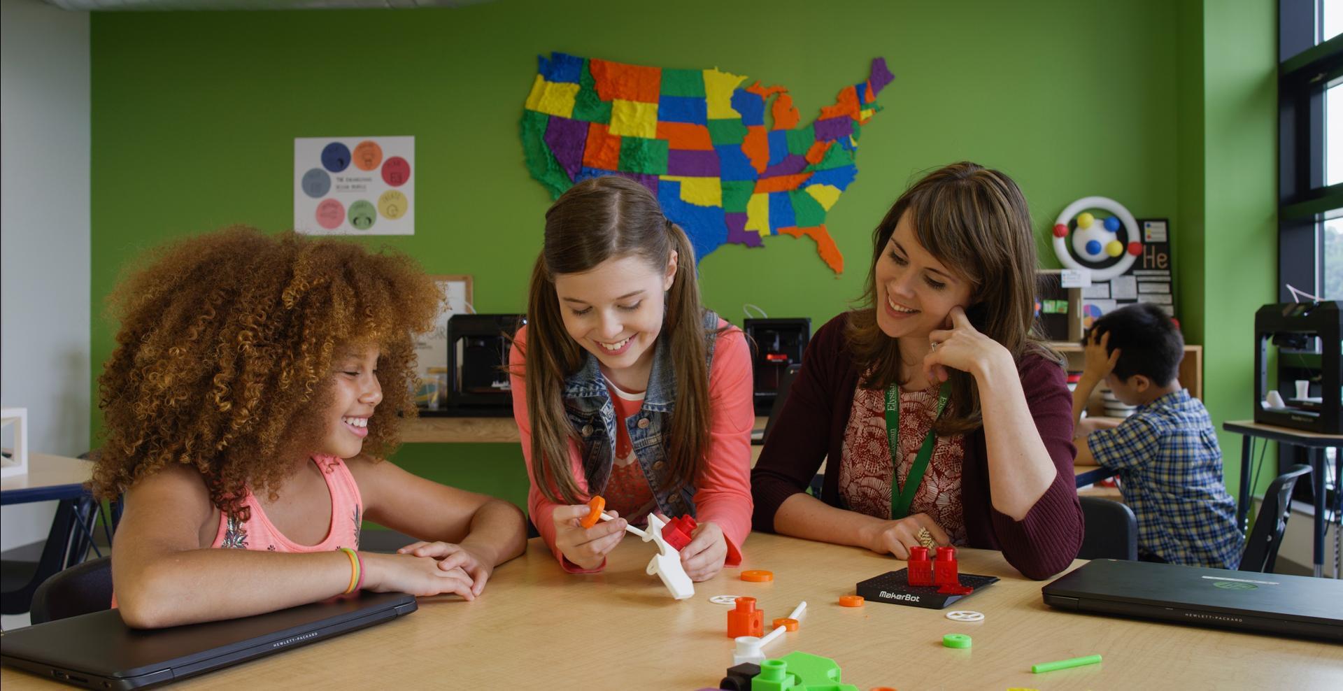 Top 5 beneficii ale imprimării 3D în educație