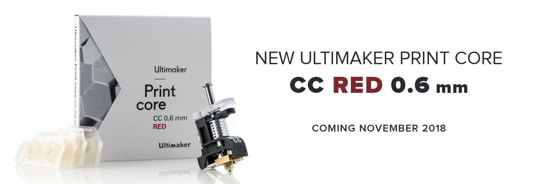 Ultimaker deschide noi posibilitati pentru printarea industriala!