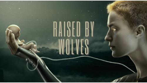 În spatele scenei: recuzită cu ajutorul fabricării aditivate: Raised by wolves