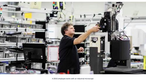 ZEISS: de la 300 de euro pe operatiune la 20 cu imprimarea 3D