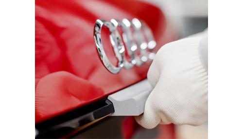 Audi transforma gunoiul în piese noi cu ajutorul fabricării aditivate