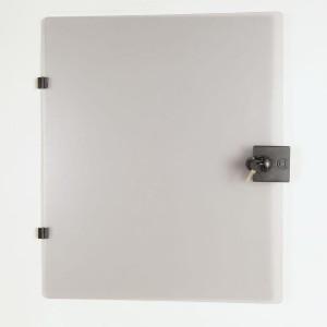 Usa plexiglas pentru CraftBot XL