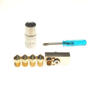 3D Solex Olsson Block Kit
