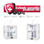 GARANTIE EXTINSA IMPRIMANTA 3D ULTIMAKER 3/ 3 EXTENDED