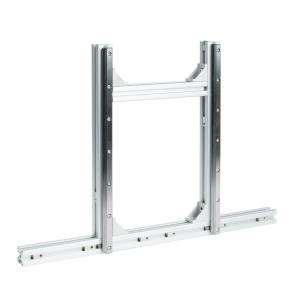 Craftbot Idex XL Aluminium frame with linear rails