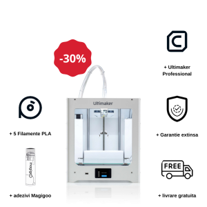 Pachet promotional Ultimaker 2+ Connect